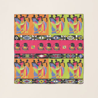 African Queen Scarf- square Scarf