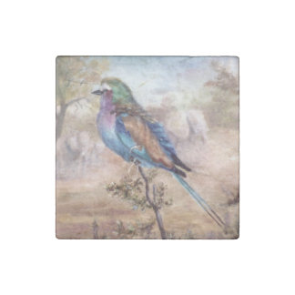 African Roller Stone Magnets