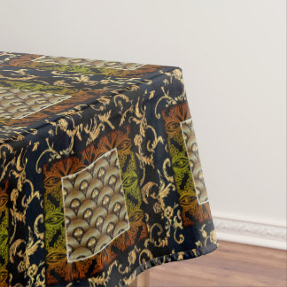 African Royalty Tablecloth
