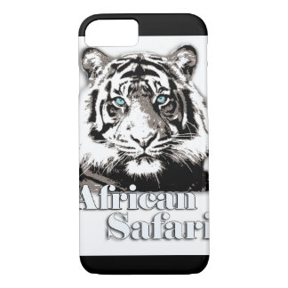 African safari cellphone cover. iPhone 7 case