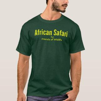 African Safari  FFWG T-Shirt