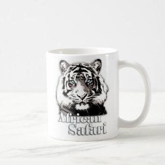 African safari personalized mug. coffee mug