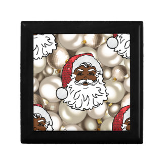 african santa claus gift box