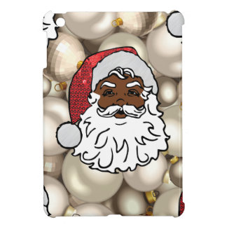 african santa claus iPad mini cases