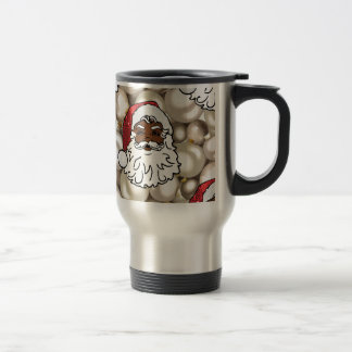african santa claus travel mug