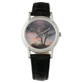 African Sunrise Watch