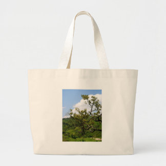 African Tree of Hope Large Tote Bag