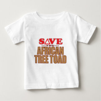 African Tree Toad Save Baby T-Shirt