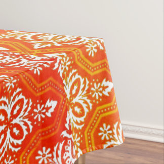 African Tribal  Abstract Art Tablecloth