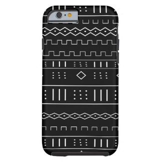 African Tribal Pattern Tough iPhone 6 Case
