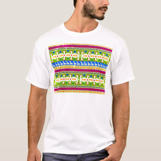 African Unicorn pattern T-Shirt