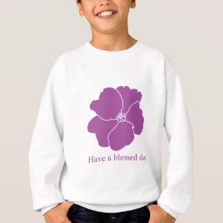 African Violet SWEATSHIRT