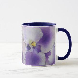 African Violets Mug