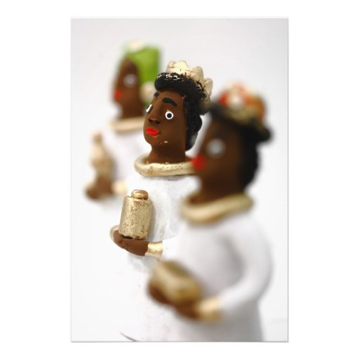 African Wise Men Photographic Print