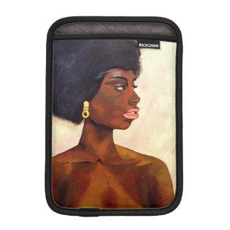 African Woman Portrait of June iPad Mini Sleeve