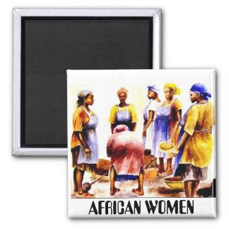 AFRICAN WOMEN IN NIGERIA MAGNET