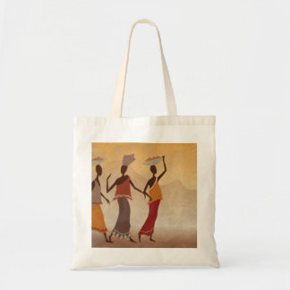 African Women Organic Bag