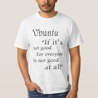African word for Unity T-Shirt