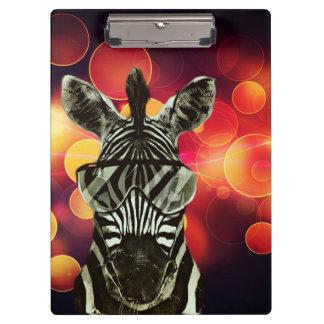 African Zebra Clipboards