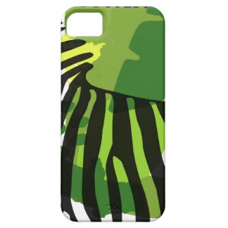 African Zebra iPhone 5 Case