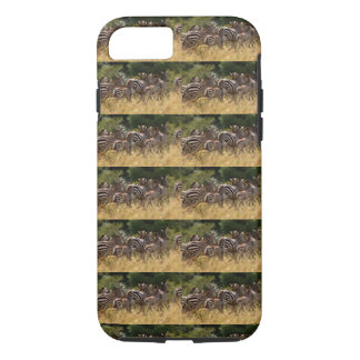 African Zebra stripes print patterned cool design iPhone 7 Case