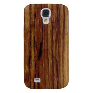 African Zebra Wood Iphone 3