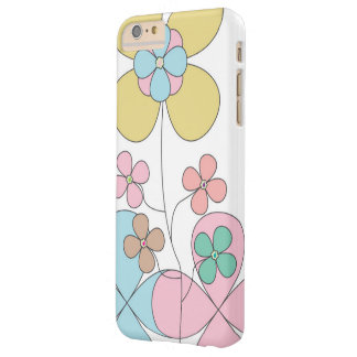 AfricanFlowerBloom001 Barely There iPhone 6 Plus Case