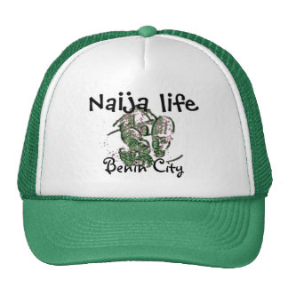 Africankoko Custom  Benin City, Nigeria Trucker Hat