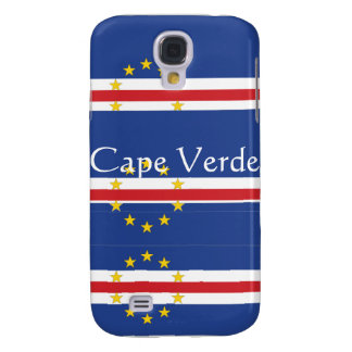 Africankoko Custom Collection(Cape Verde) Samsung Galaxy S4 Cover