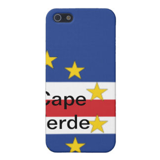 Africankoko Custom Collection Cape Verde Cover For iPhone 5