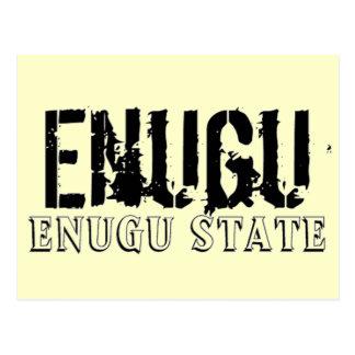 Africankoko Custom (Enugu, Enugu State, Nigeria) Postcard
