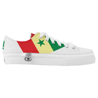 Africa's Best line Low-Top Sneakers