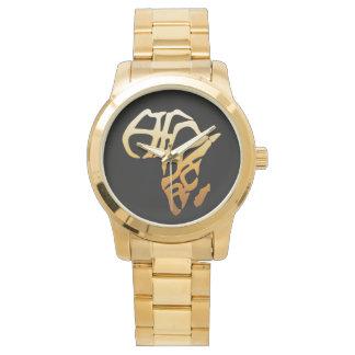 Afrika Logo Unisex Handwatch Watch