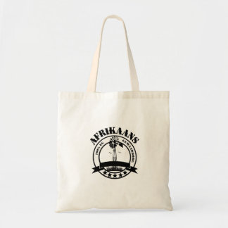 Afrikaans 100% Eg Tote Bag