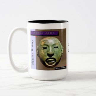 AfriMex Urbano Aztec Jade Mug