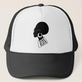 AFRO African American Black gift t shirt Trucker Hat