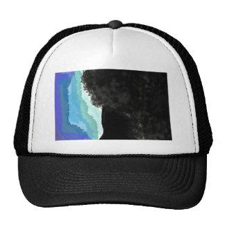 Afro Beauty Trucker Hat