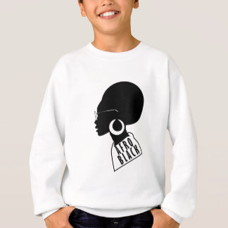 AFRO black design Sweatshirt
