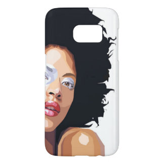 Afro-centric Samsung S7 Case