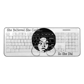 Afro Diva Keyboard