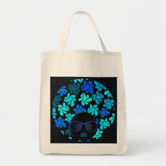 Afro Diva Turquoise Teal