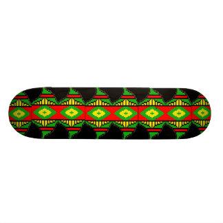 """Afro Eccentric 7 7/8"""" Skate Board"""