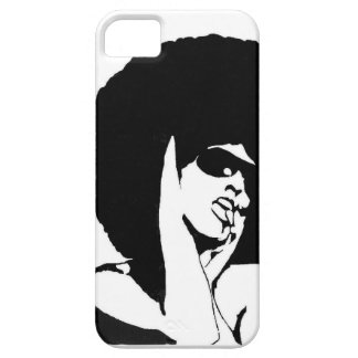 afro iPhone 5 cover