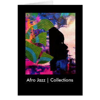 Afro Jazz | Collections Card