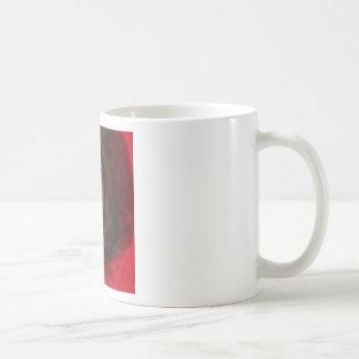 afro lady coffee mug