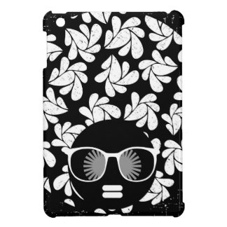 Afro Love Black & White Case For The iPad Mini