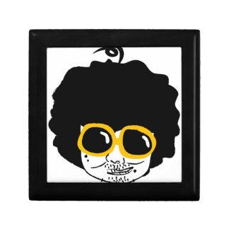 afro man gift box
