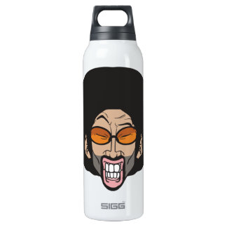 Afro man SIGG thermo 0.5L insulated bottle