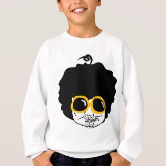 afro man sweatshirt