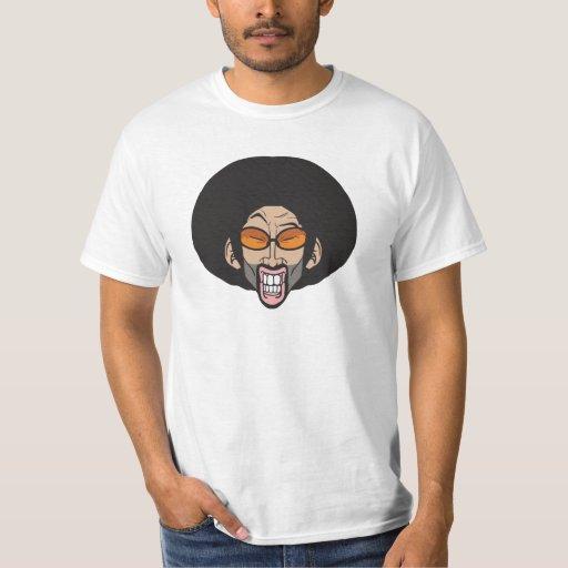 Afro Man Tees